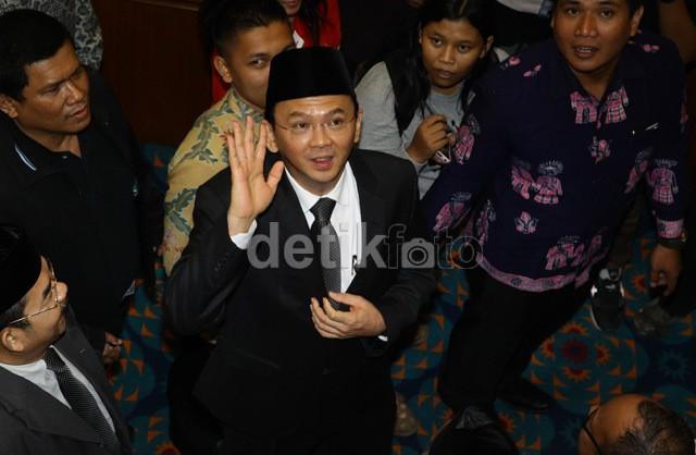 Ahok Akan Menjadi Gubernur Pertama yang Dilantik Langsung oleh Jokowi