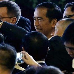 Jokowi Puji Tiongkok, Bangun 10.000 Km Rel Kereta dalam 8 Tahun