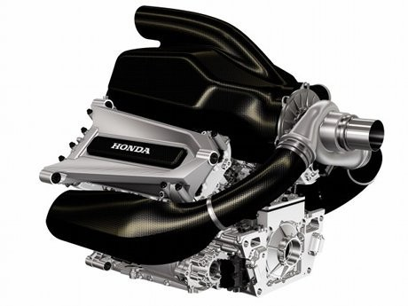 Ini Kelebihan Mesin F1 Hybrid Honda