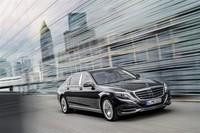 Mercedes-Maybach, Ini Baru Mobilnya Bos