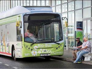 Bus Berbahan Bakar Tinja