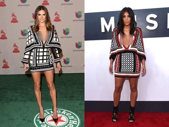 Alessandra Ambrosio vs Kim Kardashian, Siapa yang Lebih Hot?