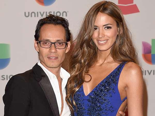 Marc Anthony dan Istrinya yang Muda, Cantik dan Seksi
