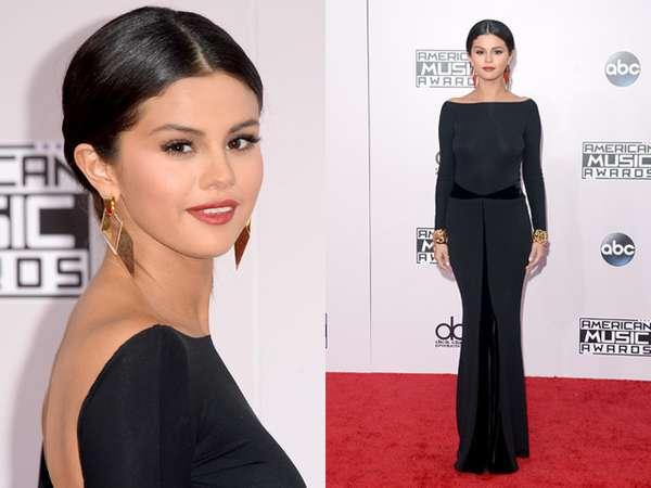 Gaya Selena Gomez Bikin Ngiler Para Pria