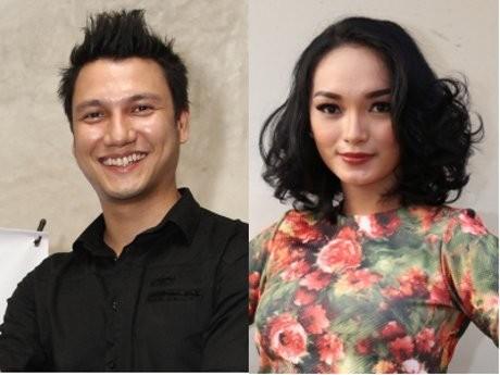 Christian Sugiono dan Zaskia Gotik, Selebriti Paling Seksi di !nsert Award 2014