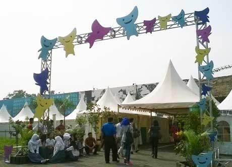 Baros Animasi International Festival (rns/detikINET)