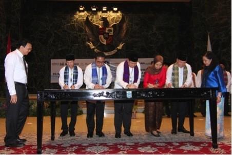 Pemprov DKI Jakarta Memperpanjang Kerjasama Pembayaran PBB-P2 dengan BCA