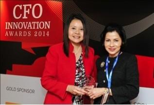 CFO Innovation Awards Penghargaan untuk Konsistensi BCA Berikan Pelayanan Terbaik Kepada Nasabah