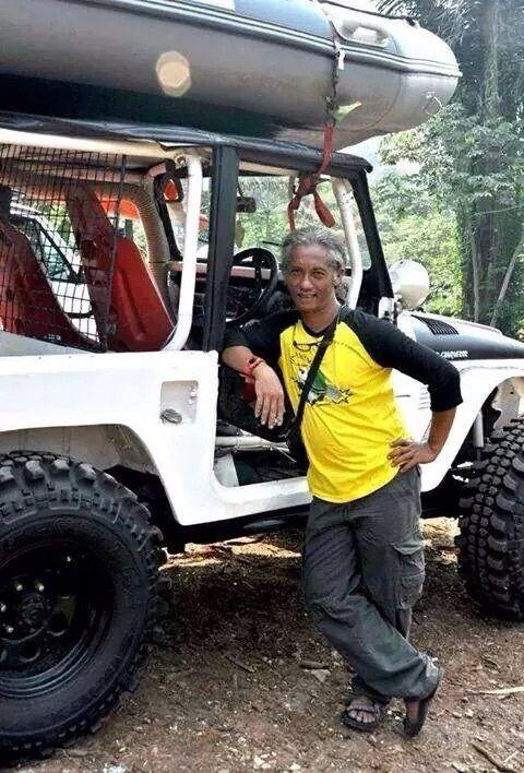 Detik-detik Saat Nadjib Jadi Korban Tewas Tabrak Lari di Cipularang