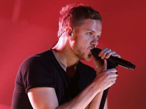 Imagine Dragons Meriahkan Grey Cup Championship