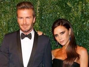 Simple dan Stylish Hitam-putih ala Victoria Beckham