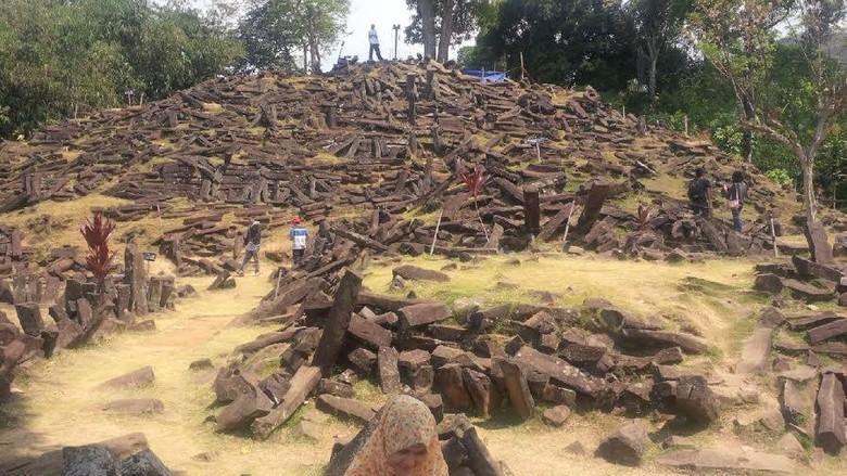 Arkeolog UI: Situs Gunung Padang Beri Bukti Indonesia Sebagai Bangsa yang Mapan