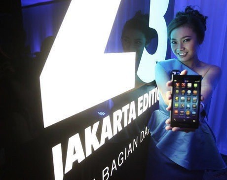 BlackBerry Z3 (detikINET)