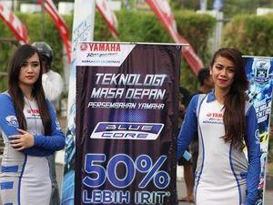 Yamaha Luncurkan Motor Blue Core Pekan Ini