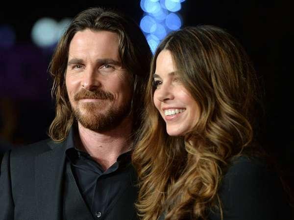 Christian Bale dan Istri Tercinta, Sibi Blazic