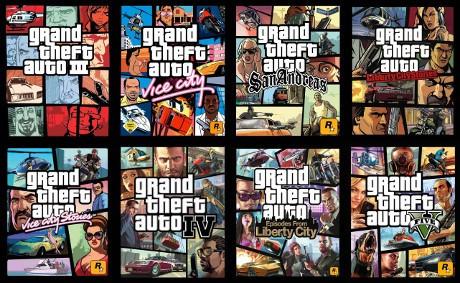 Evolusi GTA Dari Grand Theft Auto (1997) Sampai Grand Theft Auto V (2013)