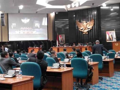 Ini Susunan Pimpinan Komisi di DPRD DKI Jakarta