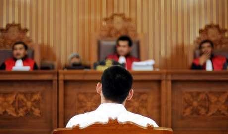 Jokowi Tolak Grasi Gembong Narkoba, Menkum HAM: Mereka Merusak Bangsa