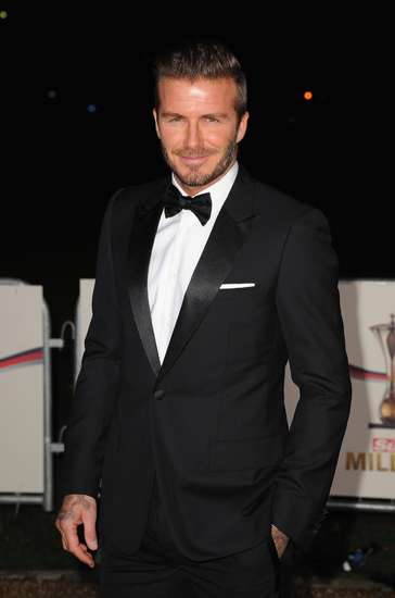 David Beckham, Makin Tua Makin Keren