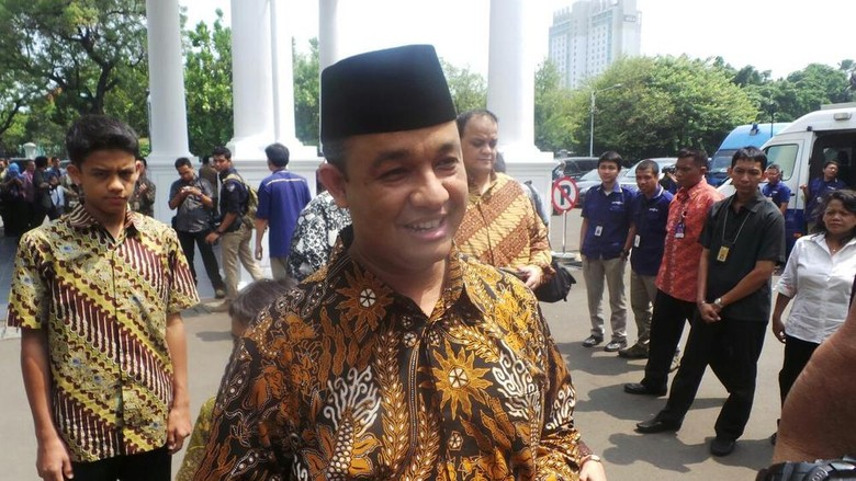Presiden Jokowi Bubarkan Dewan Buku Nasional, ini Kata Mendikbud Anies