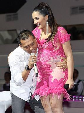Putri Ashanty Diberi Nama Arsy Addara Musicia Nurhermansyah