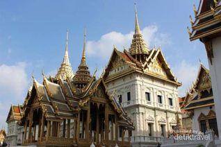 3 Hari 2 Malam Puas di Bangkok