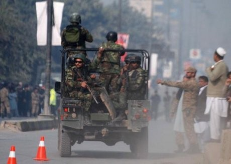 Pembantaian di Sekolah Pakistan, 4 Militan Taliban Tewas