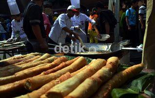 Puas Wisata Kuliner Seharian di Semarang
