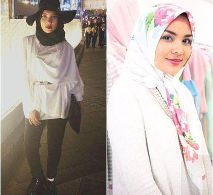 Bolehkah Padu Padan Busana Hijab Dengan Skinny Jeans