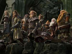 Meriahnya Premiere 'The Hobbit: The Battle Of The Five Armies'