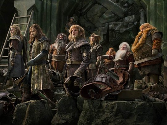 Peperangan Megah 'The Hobbit: The Battle of the Five Armies'