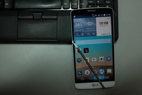 LG G3 Stylus, Phablet Berstylus Murah Meriah
