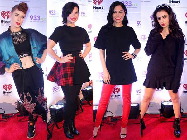 Demi Lovato Hingga Jessie J di Final Jingle Ball 2014