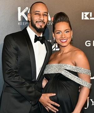 Alicia Keys Melahirkan Anak ke-2, Berikan Nama Unik Untuk Sang Bayi