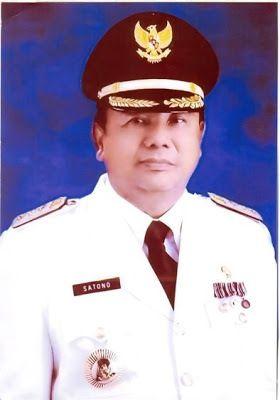 Wanted: Satono, Bupati Terkorup Rp 119 Miliar