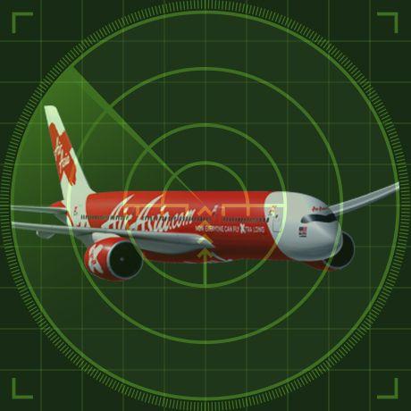 Usut dan Pidanakan Pemberi Izin Hantu AirAsia QZ8501