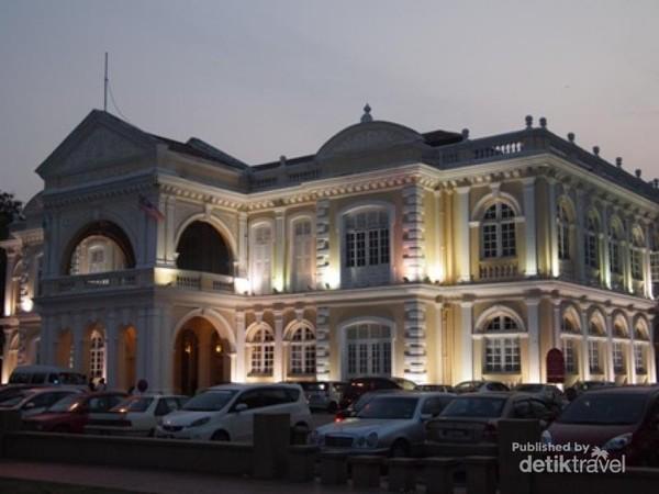 Town Hall di Georgetown