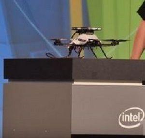 Canggih! Drone Intel Bisa Otomatis Memburu Manusia