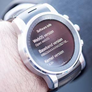 Smartwatch LG Pilih WebOS Ketimbang Android