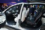 Model X, Crossover Listrik dari Tesla