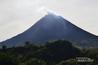 Gunung Merapi yang gagah