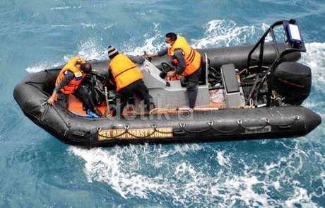 Kabasarnas: Black Box Ditemukan di Bawah Puing Sayap Pesawat