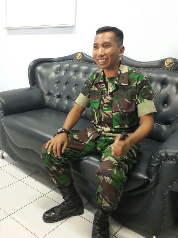 Letkol Agus Triyono, Anak Penjual Nasi Kuning yang Jadi Komandan Paskhas