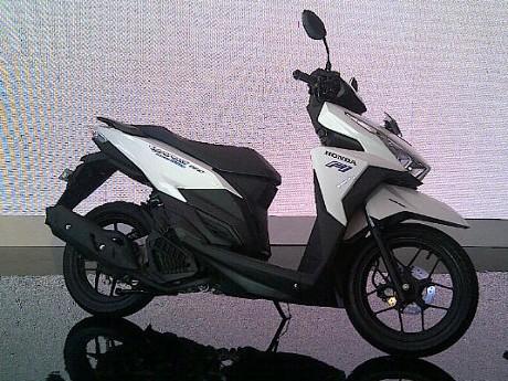 Vario 150 Cc Skutik Pertama Yang Dibuat Di Indonesia