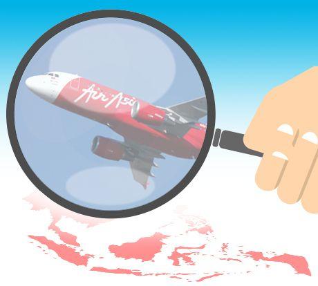 Basarnas Tak Masalah Singapura Curi Start Rilis Penemuan Main Body AirAsia