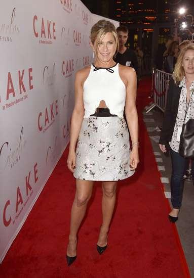 Jennifer Aniston Super Chic di Usia 45 Tahun