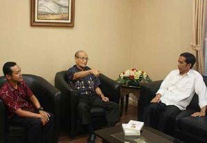 Soal Budi Gunawan, Syafii Maarif: Jokowi Harus Dengarkan Aspirasi Publik