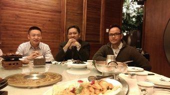 Di Beijing Ada Restoran Muslim Terbesar dengan Konsep Warung Padang