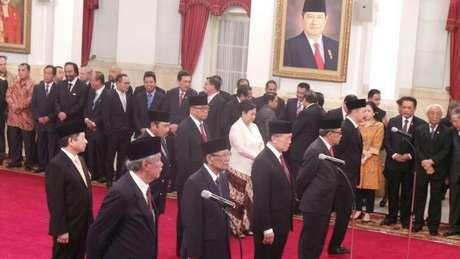 Ini Profil 9 Anggota Wantimpres yang Baru Dilantik Jokowi
