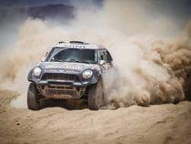 MINI Juara Reli Dakar Empat Tahun Berturut-turut